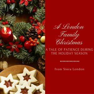 AND SEASON'S GREETINGS from THE LONDON FAMILY-2